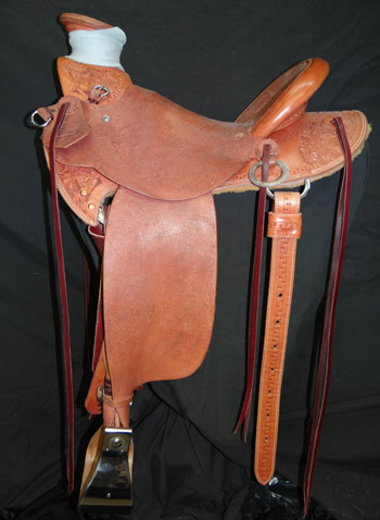 Ladies Saddle tested by Reata Brannaman