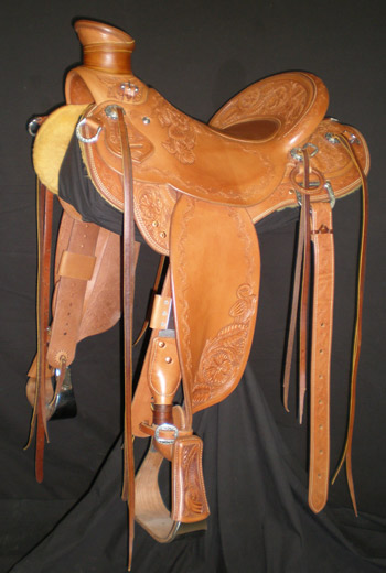 Gordon Edwards Saddle