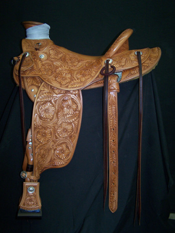 Mark Allen Saddle