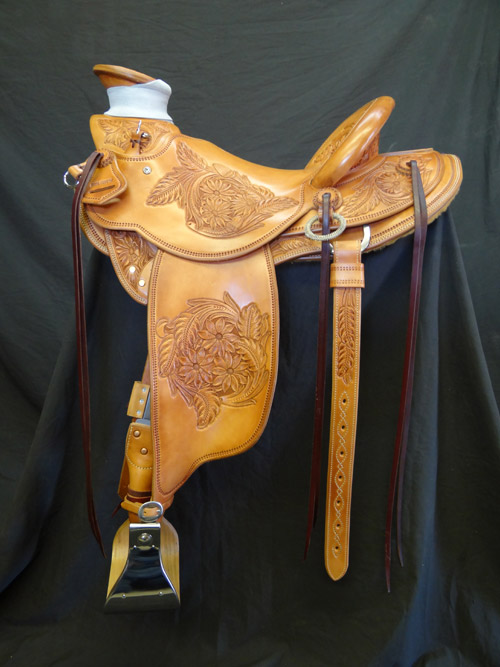 Paul Dietz Saddle