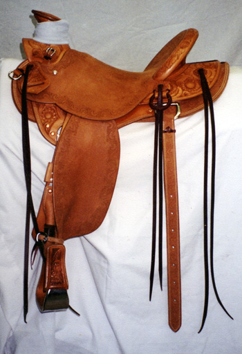 Tammy Pate Saddle