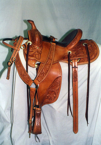Tom Selleck Saddle