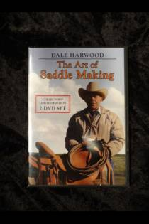 Dale Harwood- The Art of Saddle Making
