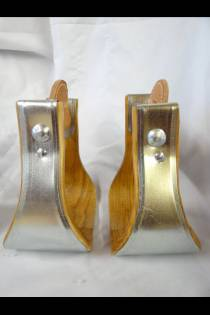 Galvanized Bell Stirrups