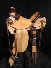 1/2 Tooled Saddles