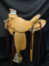 Untooled Saddles
