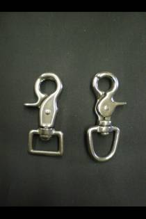 5013 and 5015 Scissor Snaps Stainless Steel