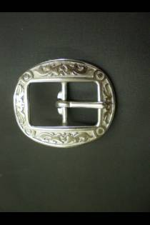 4010 Floral Cart Buckles Stainless Steel JWP