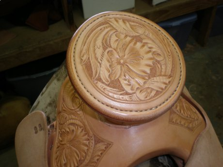A Finished Horn