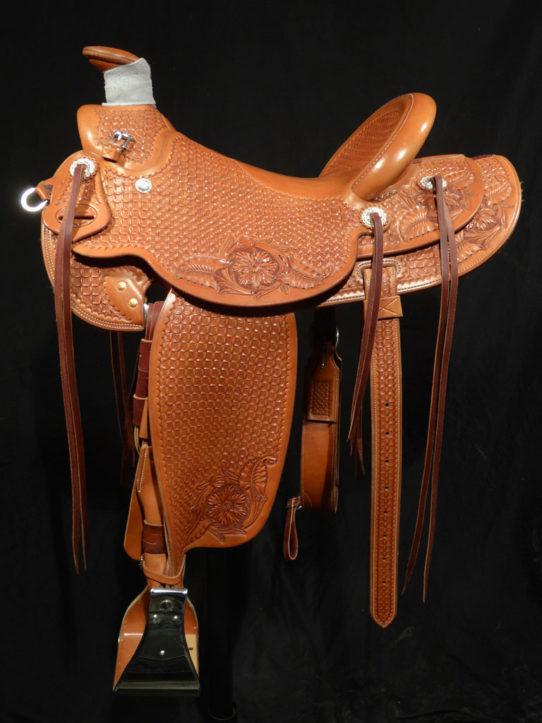 Benefit Auction Saddle
