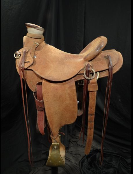 Freckers Saddlery - Saddle for Sale