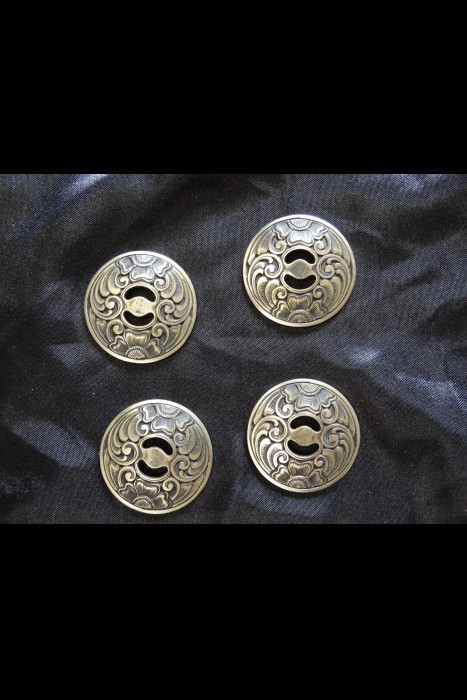 Mincer Slotted Conchos