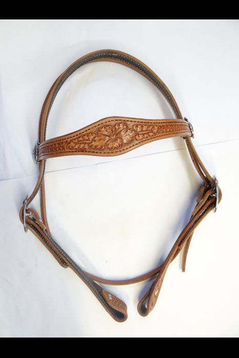 Headstall Sheridan Style tooling