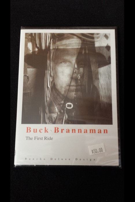 """The First Ride"" Buck Brannaman DVD"