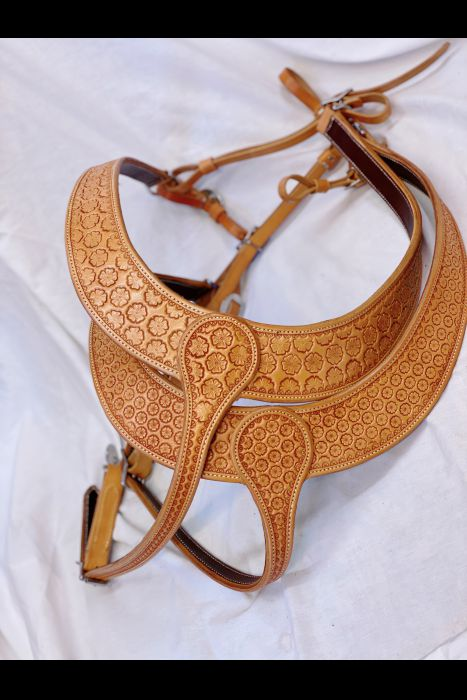 Brannaman Style Martingales | Another View