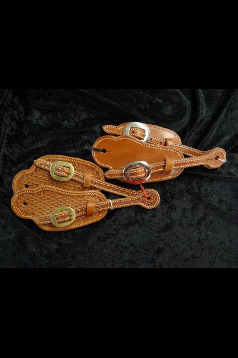 Cowboy Spur Straps