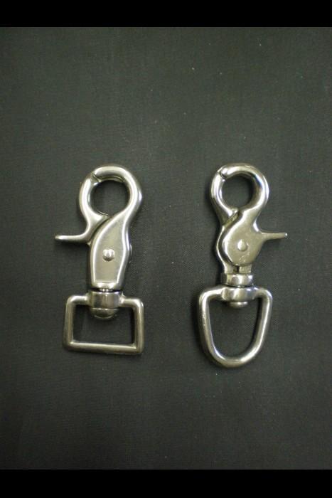 5013 & 5015 Scissor Snaps Stainless Steel