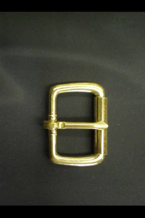 50 Roller Buckles Brass