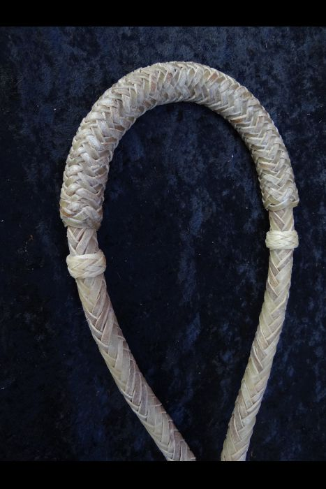 5/8 Rawhide Bosal - USA Made | Another View