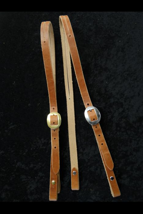 Split Ear Harness Leather