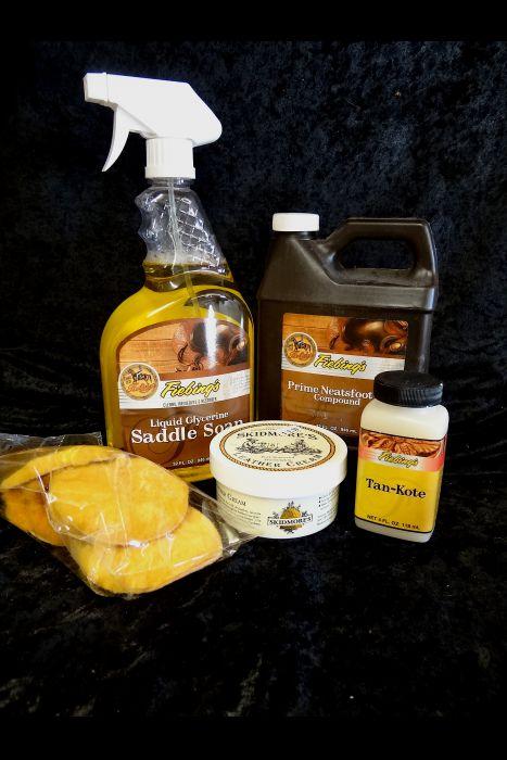 Saddle Cleaning Kit