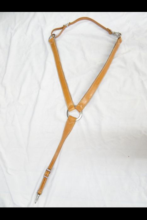 Straight 3-Piece Martingale
