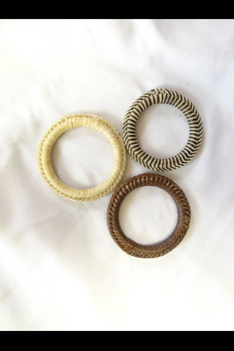 Braided Hobble Rings