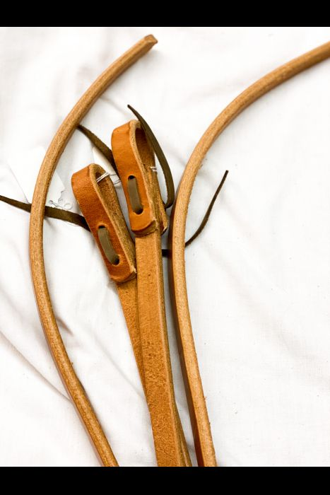 Harness Split Reins | Another View