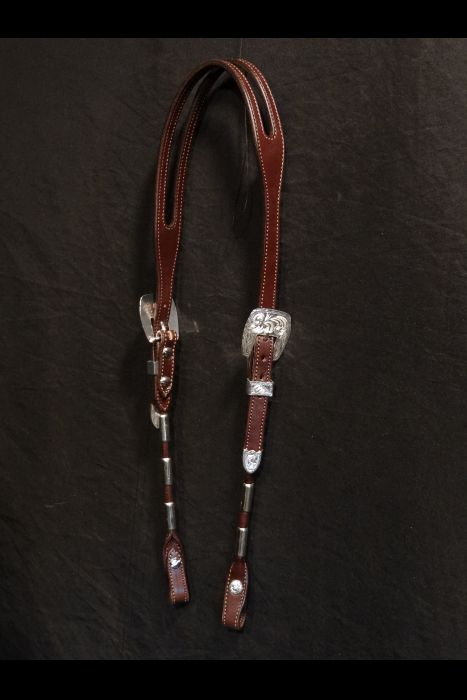 ferrule Split Ear bridle