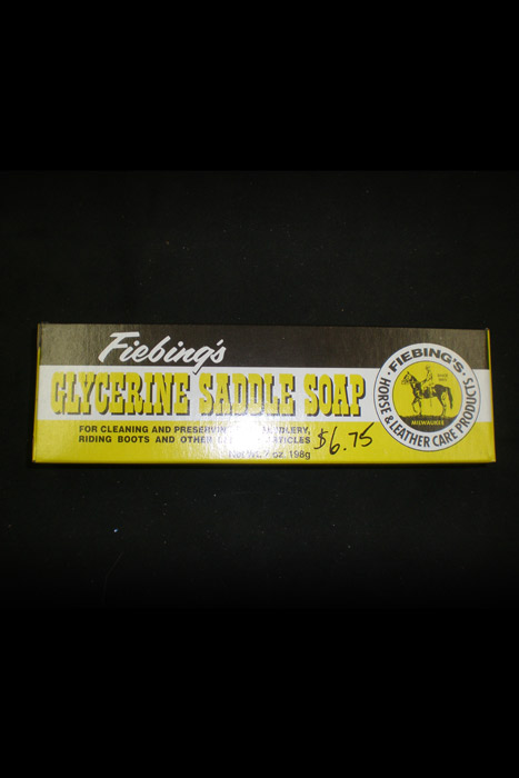 Glycerine Bar Saddle Soap