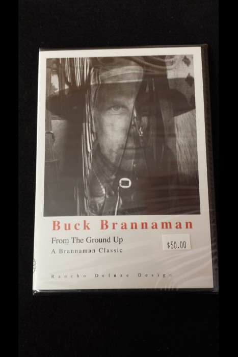 """From the Ground Up"" Buck Brannaman DVD"
