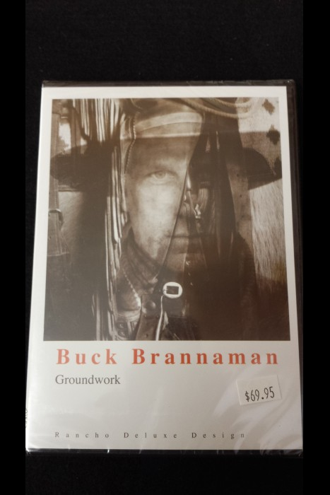 """Groundwork"" Buck Brannaman DVD"