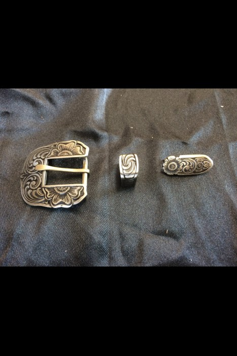 "1/2""-3 Piece Buckle Set"