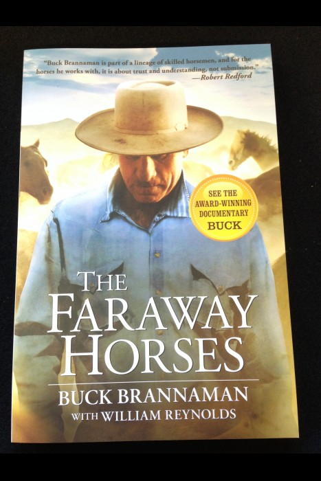 """The Faraway Horse"" Buck Brannaman Book"