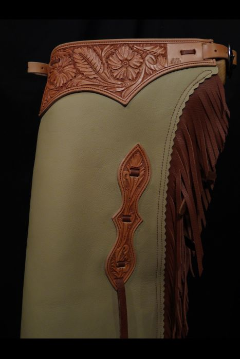 Prairie Rose  Chaps #3 | Another View