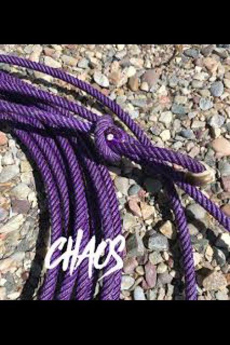 "3/8"" Nylon Chaos Ranch Rope 60ft."