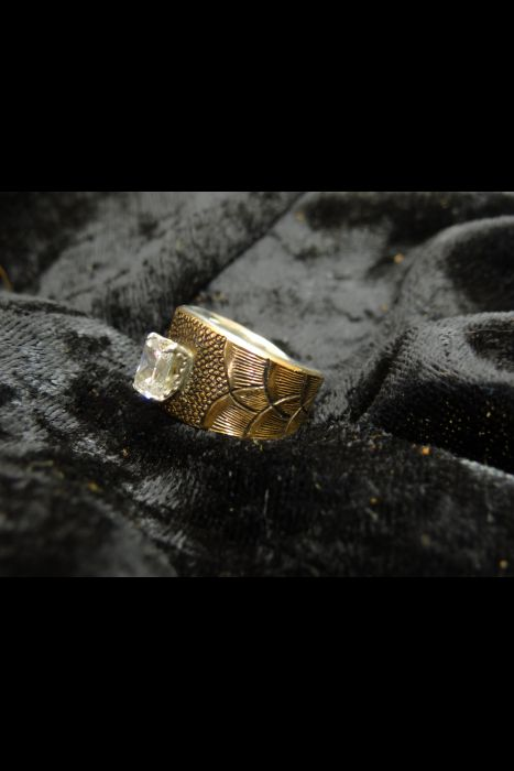 Engraved Ring #20 | Another View