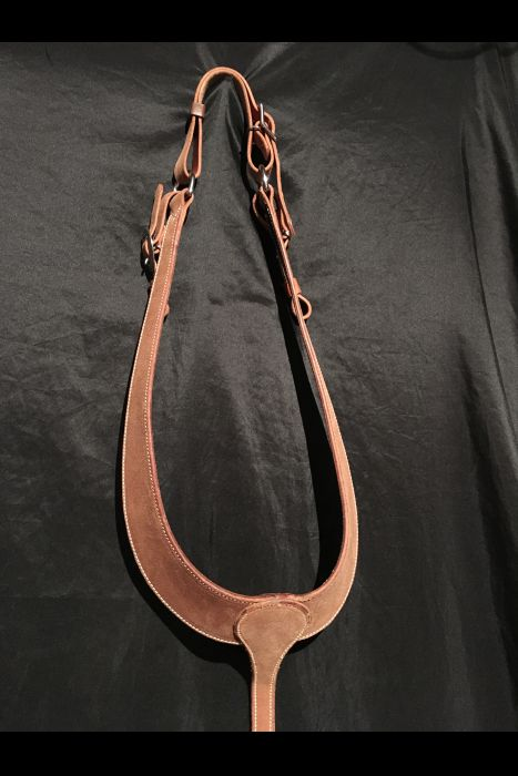 Brannaman Style Martingales   Another View