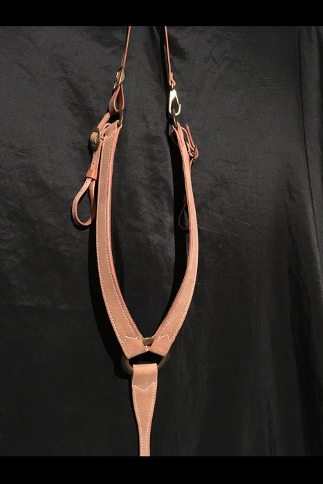 Straight 3-Piece Martingale | Another View