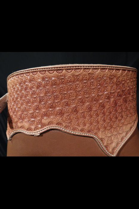Tan Chaps Pair #1 | Another View