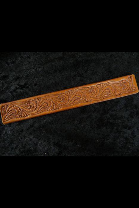Scroll Pattern Belt