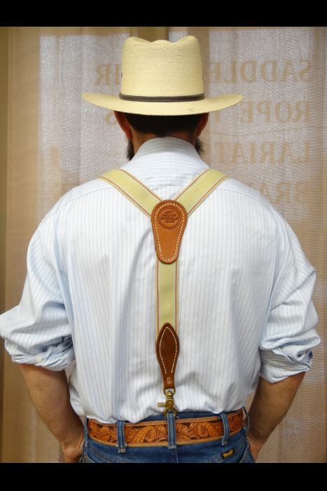 Cowboy Suspenders | Another View