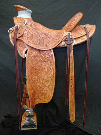 Frecker's Western Saddles
