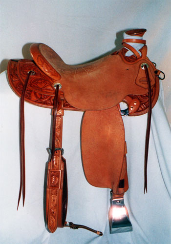 Carolyn Hunt Saddle