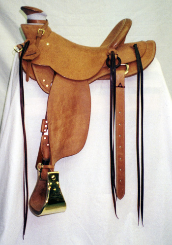 Curt Pate Saddle