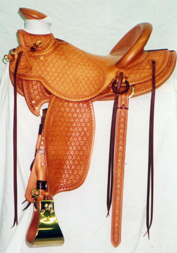 Shayne Jackson Saddle