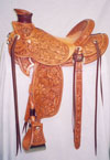 Full Tooled Saddle Pictures