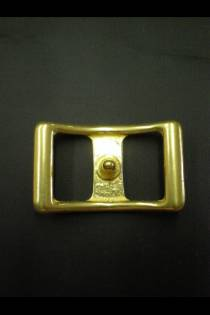 210 Conway Buckles Brass