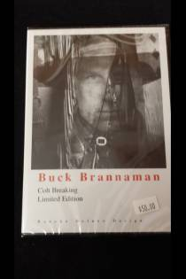 Colt Breaking Buck Brannaman DVD