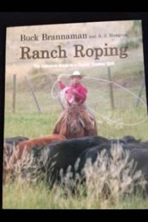 Ranch Roping Buck Brannaman Book